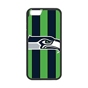 iPhone 6 4.7 Inch Phone Case Black Seattle Seahawks NFL KG4506137