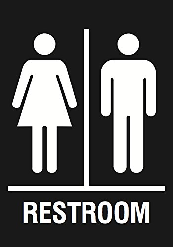 commercial bathroom signs - 5
