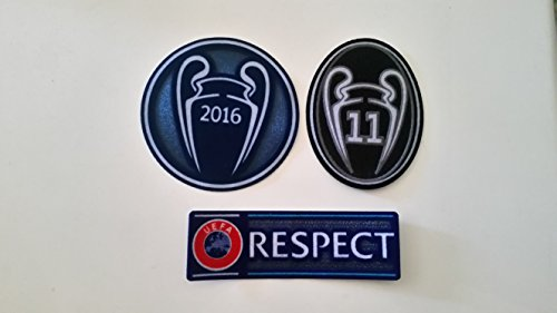 real madrid patch champions - 4