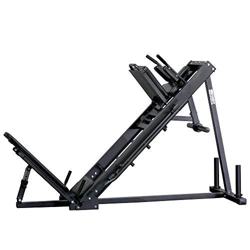 Titan Leg Press Hack Squat Machine (Best Hack Squat Machine)