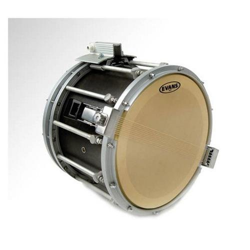 Evans MX5 Marching Snare Side Drum Head, 14 Inch (Hybrid Snare)