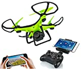 Amitasha HD Wi-Fi Camera Drone 360 Roll Quadcopter - Multicolor