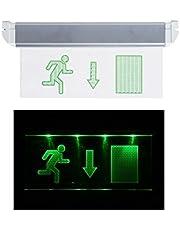 Noodverlichting noodverlichting exit nooduitgang vluchtpad licht noodlicht vluchtweg