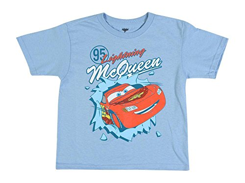 Disney Baby Boys' Toddler Cars Short Sleeve T-Shirt - http://coolthings.us