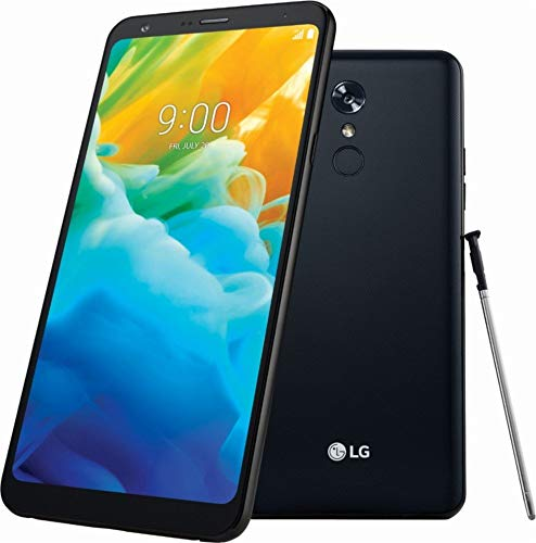 (LG Stylo 4 - 32GB - Prepaid Cell Phone - Carrier Locked - (Boost Mobile))
