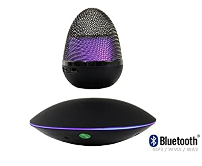 New Levitating/Floating Wireless Portable Bluetooth Speaker With HD Sound and Bass- Best Portable Bluetooth Speakers from HCNT Technology