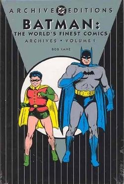 Download Batman In Worlds Finest Archives HC Vol 01 pdf epub