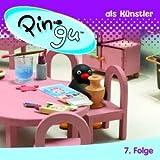Pingu 7-Pingu Als Kunstler by Pingu