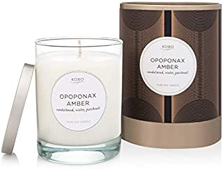 product image for KOBO Opoponax Amber Candle