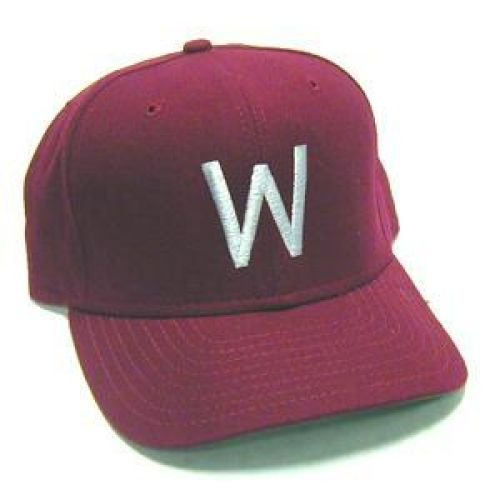Washington State Cougars Fitted Cap - Washington State Cougars Fitted New Era Hat - Fitted - 7 1/8