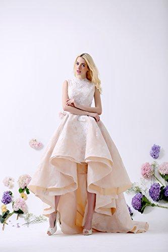 Lactraum Design WD15436 Elegantes Brautkleid Abendkleid mit ...