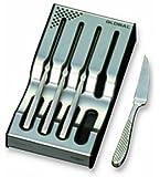 Amazon Com Global Gtf 4001 4 Piece Steak Knife Set