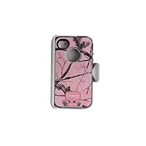 OtterBox iPhone 4/4S Defender, Realtree Camo, 77-18634 (Pink) (Discontinued by Manufacturer)