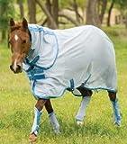 Amigo Fly Boots Pony Azure Blue/Baby Blue