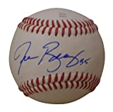 Colorado Rockies Taylor Buchholz Autographed Hand Signed Baseball with Proof Photo of Signing, New York Mets, Houston Astros, Toronto Blue Jays, COA