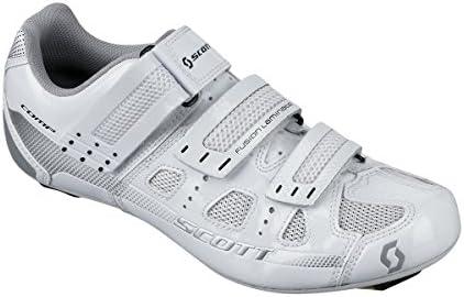 Scott Sports Womens Comp Road Cycling Shoe – 238879-2979 White Gloss – 38.0