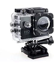 كاميرا فيديو رياضية SJCAM 4000 Full HD 1080P 12MP 98-feet 2 بوصة LCD 140 درجة زاوية واسعة للغاية كاميرا رقمية مقاومة للماء كاميرا كاميرا مصغرة كاميرا تصوير رياضية مقاومة للصدمات