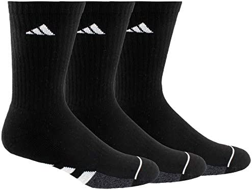 adidas Mens Cushioned Socks 3 Pair product image
