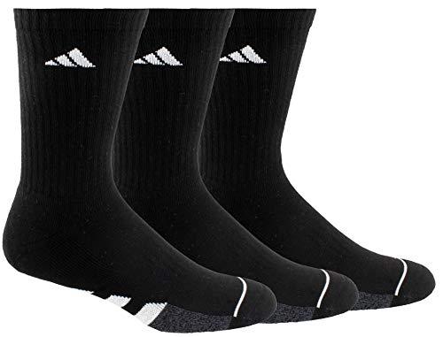 adidas Mens Cushioned Socks 3 pack product image