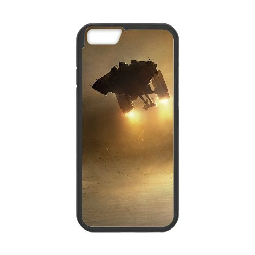 Starcraft Ii 2 coque iPhone 6 4.7 Inch cellulaire cas coque de téléphone cas téléphone cellulaire noir couvercle EEECBCAAN00852
