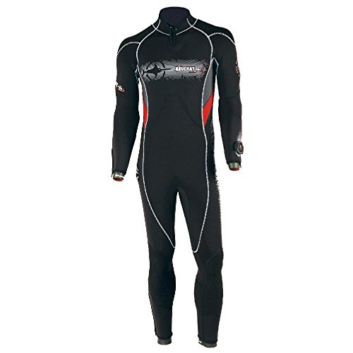 Beuchat Focea Comfort 4 7mm Scuba Diving Wetsuit by Beuchat