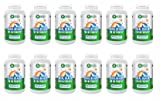 Ben's Total Health for the Prostate Supplement | Clinical Strength | Helps to Reduce Frequent Urination & Prostate Inflammation | #1 Mens Prostate Health | Natural Urinary Support | 12 Bottles