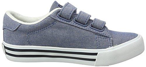Ralph Lauren Jungen Easten EZ Sneaker Blue (Blue Chambray)