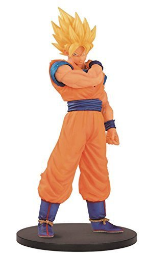Banpresto Dragon Ball Z Resolution of Soldiers Volume 1 Super Saiyan Son Goku Figure