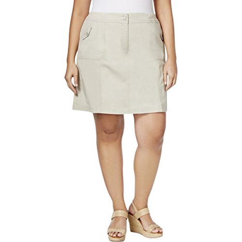 Karen Scott Women's Plus Size Skort