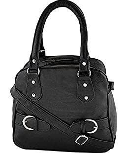 TipTop Women's Handbag(Ckrk120,Black)