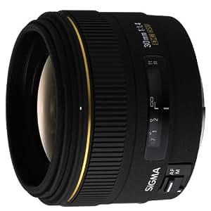 Sigma 30mm f/1.4 EX DC HSM Lens for Canon Digital SLR Cameras