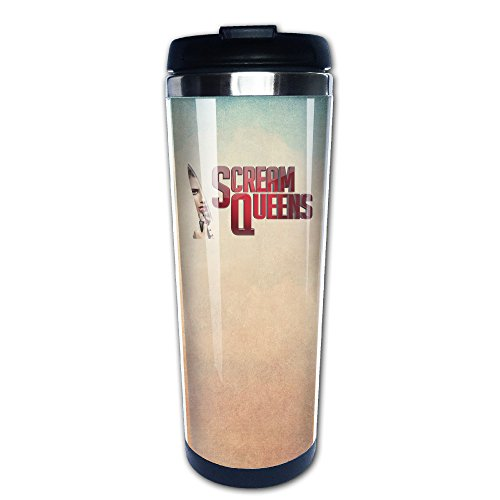 Hester Scream Queens Costume - Boomy Funny Scream Queens Stainless Steel Travel Mug For Indoor & Outdoor Office School Gym Use