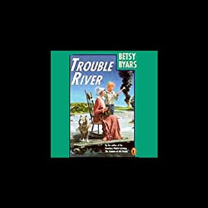 Trouble River Audiobook