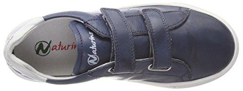 Naturino 5260 VL, Zapatillas Para Niños Azul (Navy-Bianco)