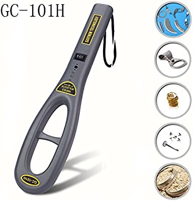Multi Outools Metal Detector Treasure Finder High Sensitivity Handheld Security Scanner for Detecting Gold, Coin,Silver,Jewelry