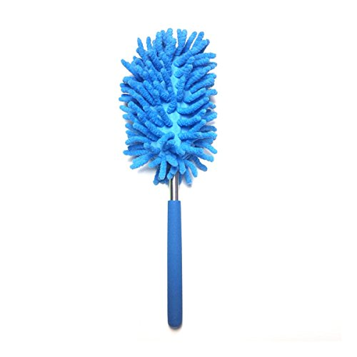 BESTOMZ Chenille Extendable Microfiber Hand Duster with Easy