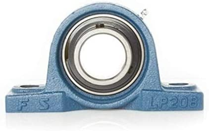 FS UCP207-23-FS Pillow Block Bearing Unit 1.7//16 Shaft