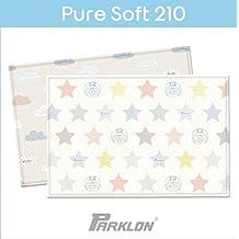 Parklon Pororo Star Pure Soft Play Mat - Non-Toxic, Non-Slip, Waterproof, Large