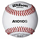 Wilson A1010S Soft Compression Baseball, White