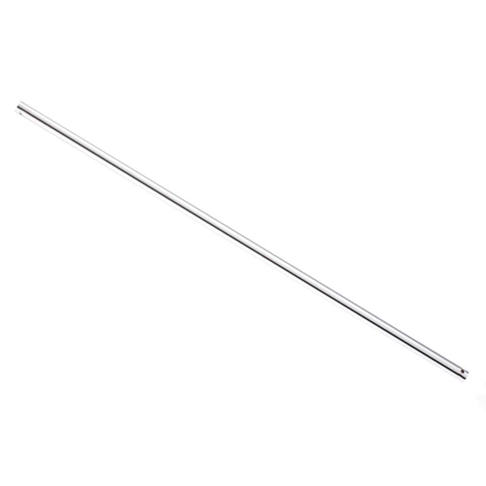 12-inch Lucci Air 21057512 1//2 Inch Diameter Downrod White