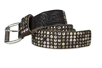 UR vintageous Brown Leather Belt For Men
