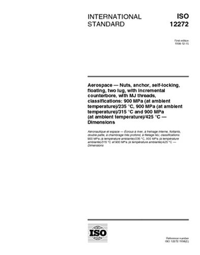 iso-122721998-aerospace-nuts-anchor-self-locking-floating-two-lug-with-incremental-counterbore-with-