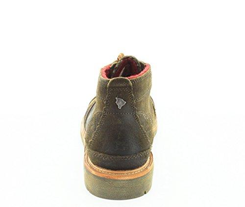 Olukai Mauna Iki Boot - Heren Verzegelen Bruin / Sealbruin