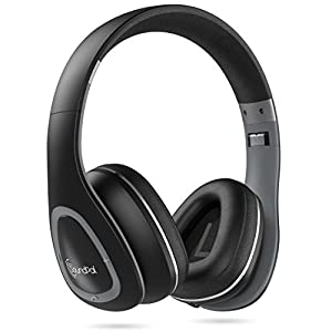 Bluetooth Headphones, SoundPal SL50 Ultra-Light Wireless On-Ear Headphones