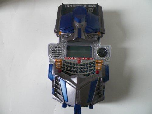 Prime Handheld Computer/Game System (2007 Hasbro) ()