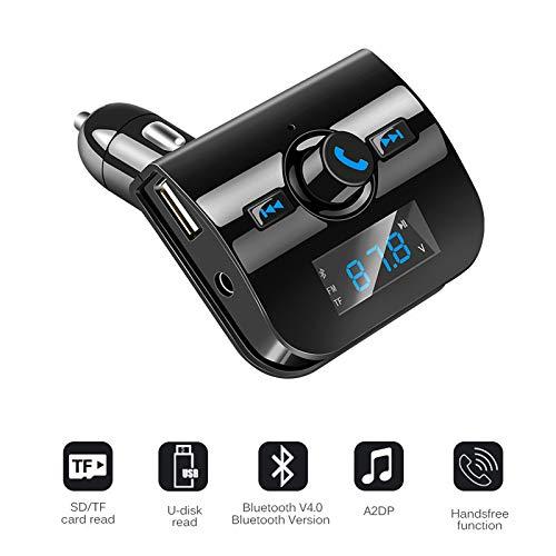 Shot Case Transmetteur Bluetooth FM MP3 pour Sony Xperia L1 Noir Adaptateur-32999