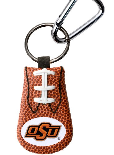 - Oklahoma State Cowboys Classic Football Keychain
