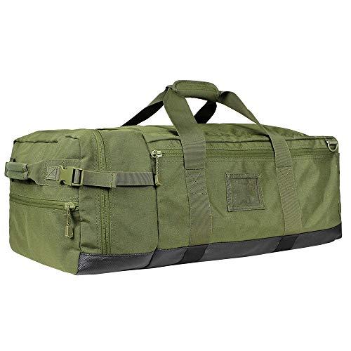 CONDOR Colossus Duffle Bag Olive - Bag Deployment