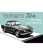 Triumph TR4 Owner Hndbk
