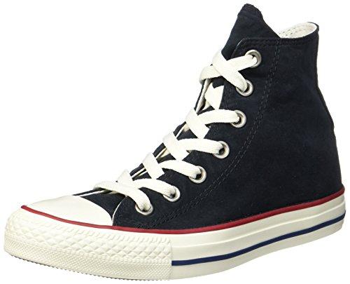 Converse Womens Chuck Taylor All Star Hi Scarpe Da Ginnastica Blu